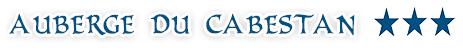 Auberge du Cabestan version Espagnole Logo